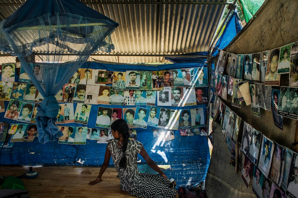 'In my dreams I see my son': Sri Lanka mourns its missing – in pictures