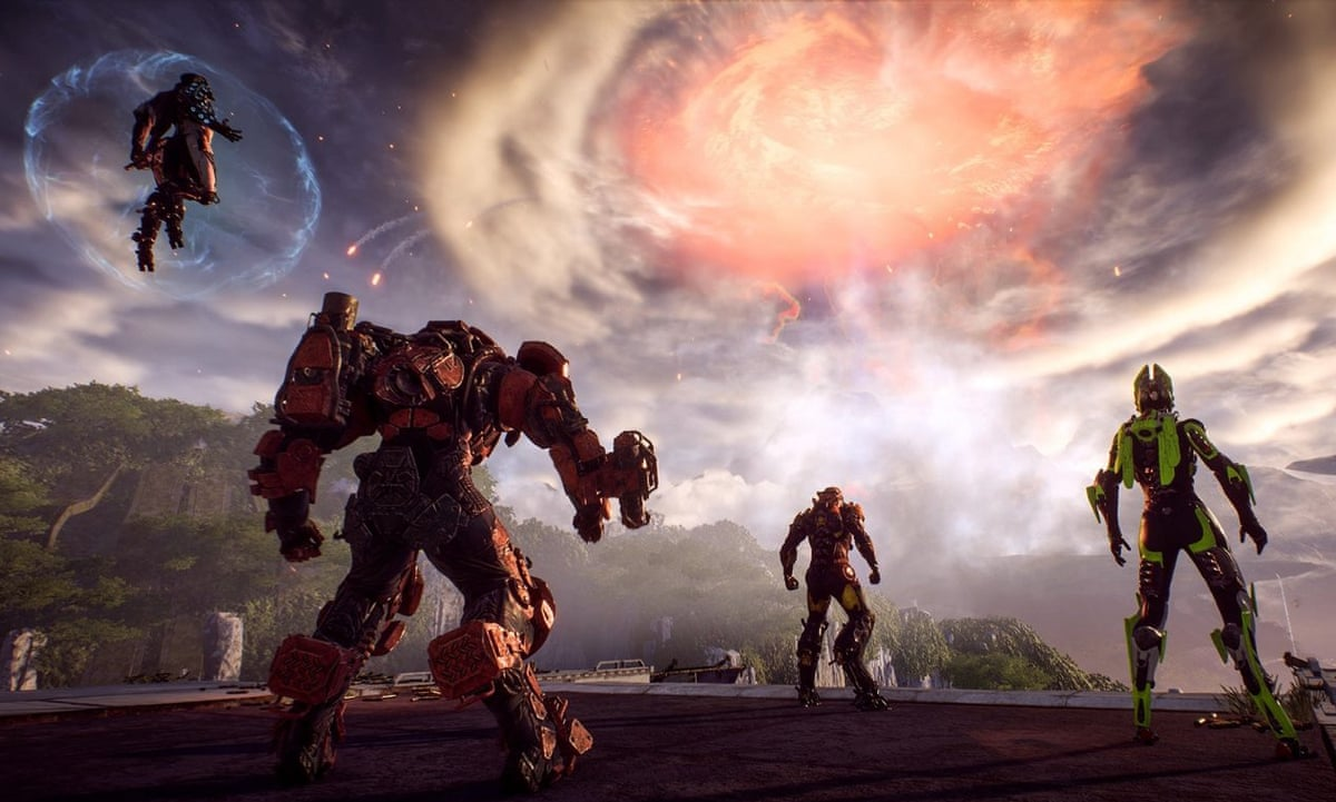 Anthem Review A Tedious And Conservative Dirge Games The
