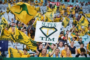Australian fans have their final opportunity to salute the career of Tim Cahill as the veteran makes his 108th and final appearance in a friendly against Lebanon.