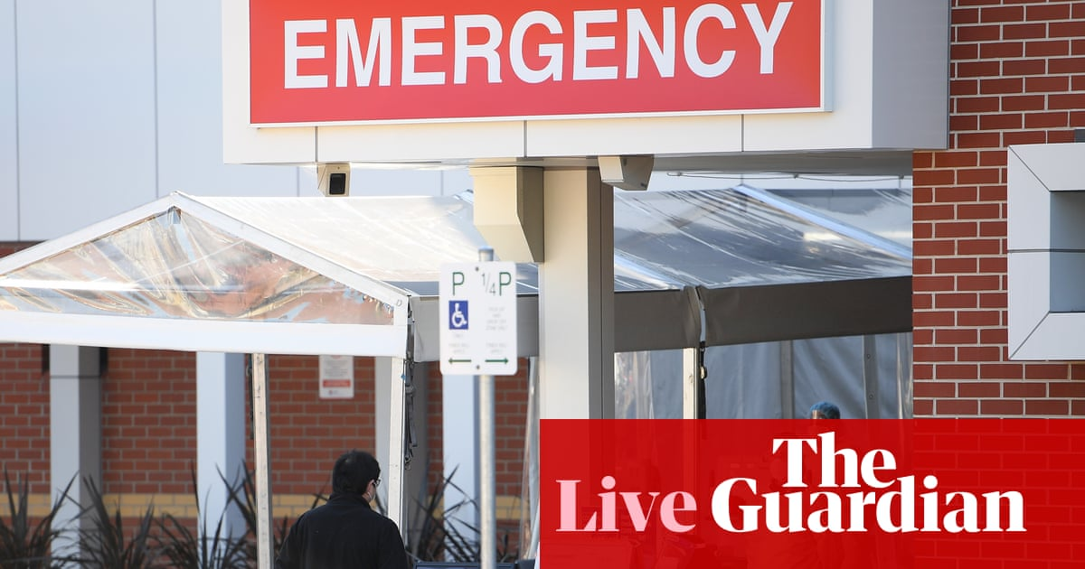 Sydney hospitals struggle with escalating Covid outbreak as Coalition says targeted lockdowns may continue – live