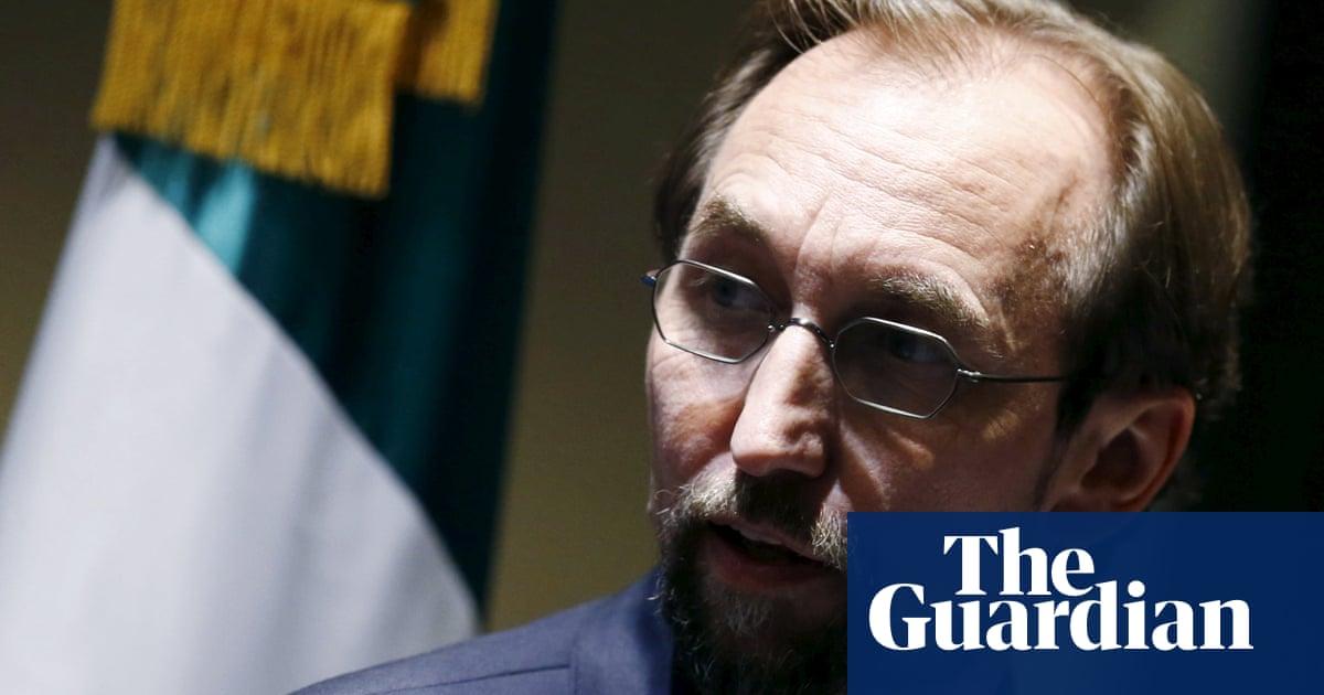 UN human rights chief: Trump's attacks on press 'close to incitement of violence'