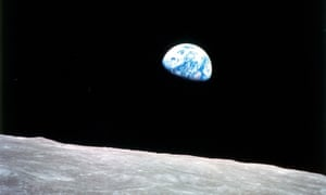 'Remembering the flight of Apollo 8 should engender reflection but not give way to despair as to what has been lost. Instead, it should give hope, for in the cosmic scheme, 50 years is the blink of an eye.'