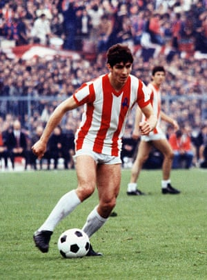 Rossi plays for Vicenza in Serie A.