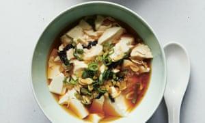 Suzhou breakfast tofu