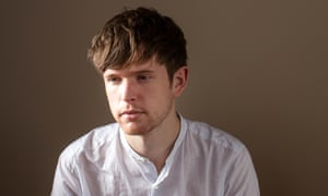 'There is this myth that you have to be depressed to be a genius' ... James Blake, photographed for the Guardian in 2016.