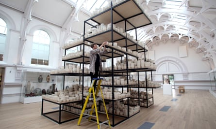 York Art Gallery prepares to reopen after an £8m redevelopment.