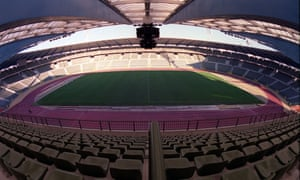 King Baudouin stadium.