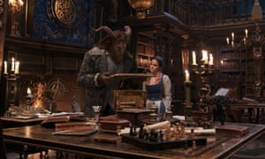 Dan Stevens and Emma Watson in Beauty and the Beast.