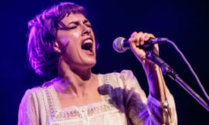Not just Welsh language … Gwenno's shortlisted album, Le Kov, has songs in Cornish.