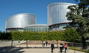 European court of human rights in Strasbourg.