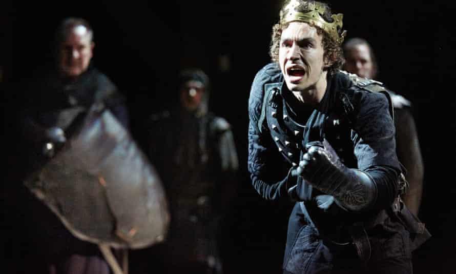Robert Sheehan as Richard III