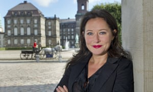 Sidse Babett Knudsen, star of Borgen, who shadowed Margrethe Vestager for inspiration.