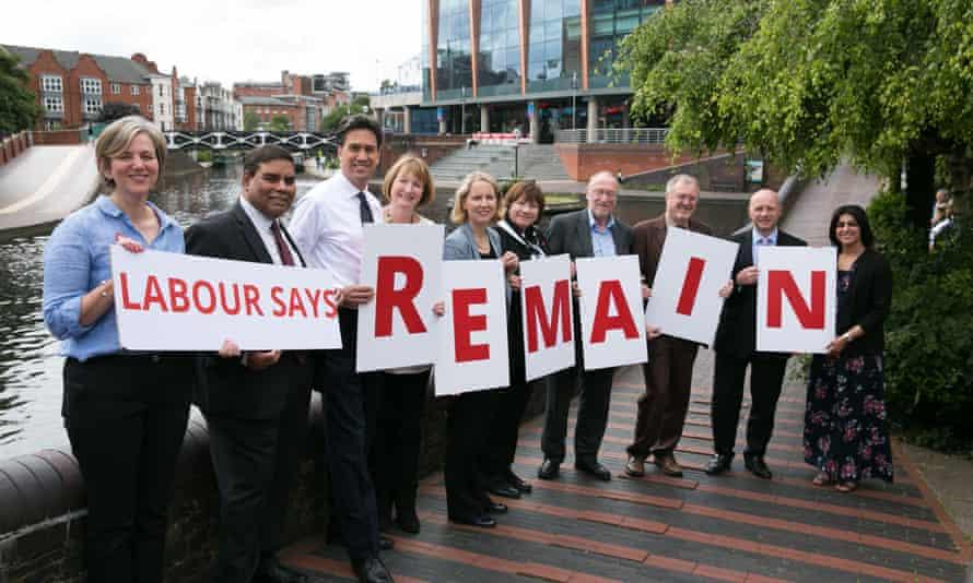 Labour party remain campaign