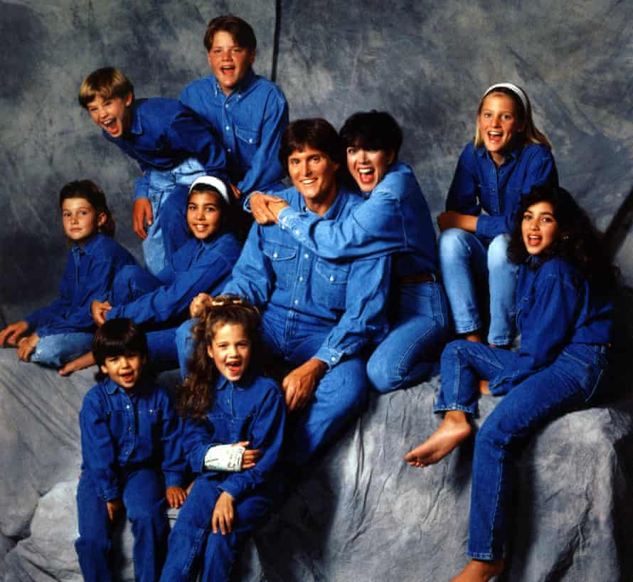Kardashian-Jenner family 1991: