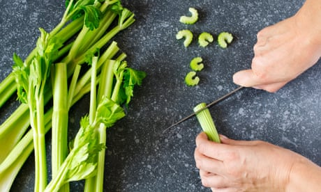 Sticks and stoves: how to use up the rest of that bunch of celery