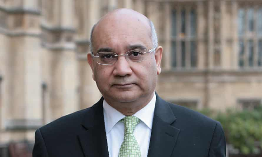 Keith Vaz, who chairs the home affairs select committee prostitution inquiry.