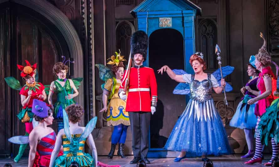 Cal McCrystal's acclaimed recent ENO production of Iolanthe.