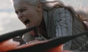 'Too strong for a husband to control' ... Daenerys Targaryen.