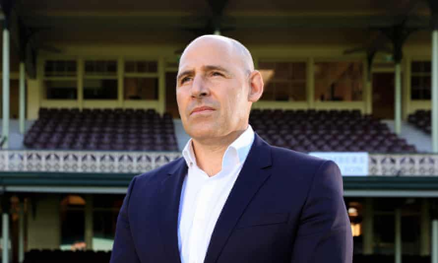 Nick Hockley, the new CEO of Cricket Australia