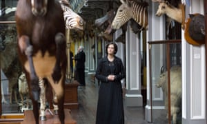 Eva Green as Vanessa Ives in the new series of Penny Dreadful.
