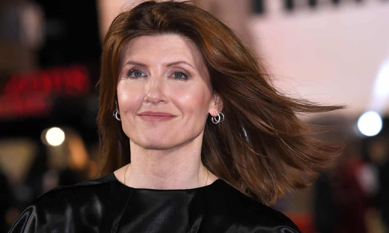 Actor and writer Sharon Horgan says she is now seeing a therapist, or 'going the normal person's route', to deal with her anxiety. Photograph: Anthony Harvey/Rex/Shutterstock