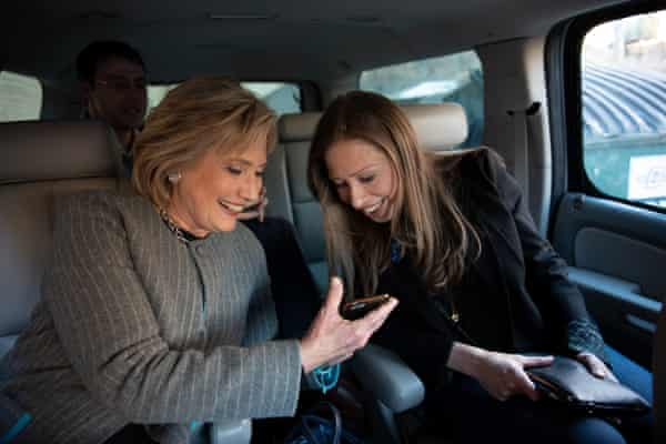 The Clinton campaign shot more than 2,000 hours of behind-the-scenes footage in 2016.