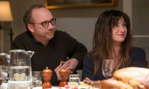 Paul Giamatti and Kathryn Hahn in Private Life