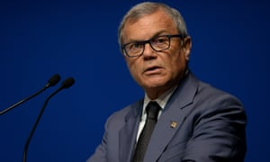 Questions over Sir Martin Sorrell's exit from WPP will dominate today's AGM.