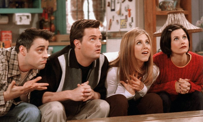 The one where we ask you to finish the Friends quote – quiz