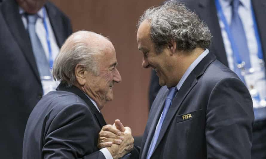 The Uefa president, Michel Platini, has questions to answer about a £1.35m payment from Fifa for work done nine years previously.