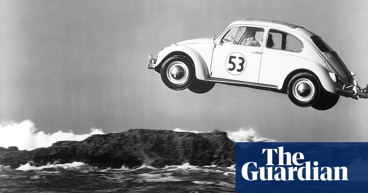 The cars the star: Herbie, Christine and a fiery DeLorean – in pictures