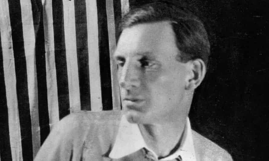 'The weight of war was still there' … Siegfried Sassoon.