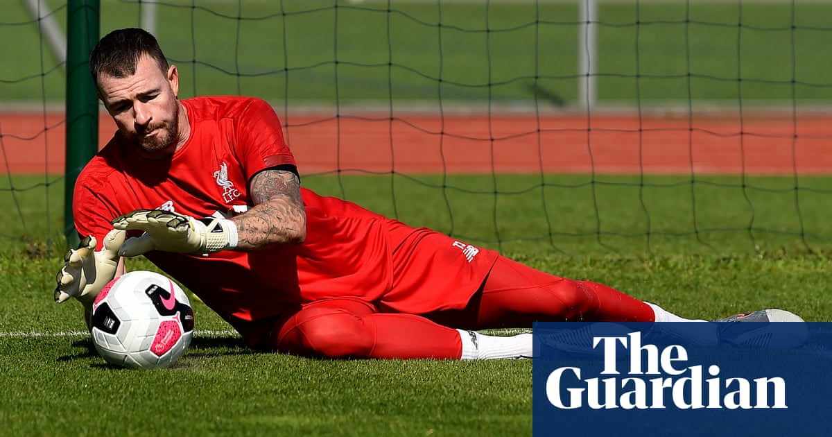 Liverpool ponder move for Andy Lonergan as cover for injured Alisson