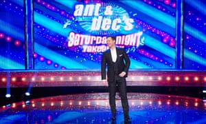 Declan Donnelly Ant & Dec's Saturday Night Takeaway