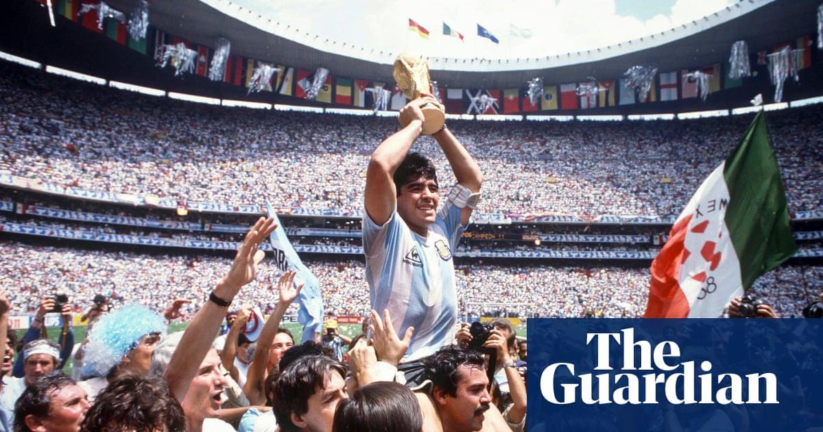 The Joy of Six: Diego Maradona | Football | The Guardian