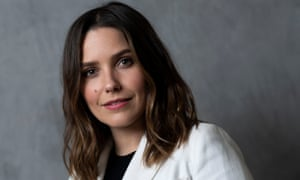 'We have a repulsive person in office. That's not partisan. That's simply true,' Sophia Bush says.