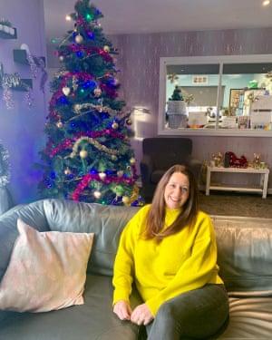 Kirsti Bridgewater - Kibble Safe House Crisis Manager