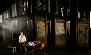 The Shawshank Redemption adapted for the Assembly Rooms at the Edinburgh festival fringe