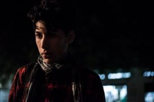 Mehdi, 19, from Ettadhamen