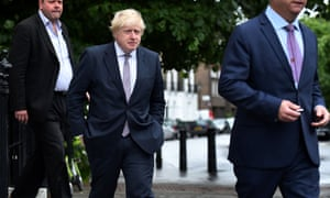 Boris Johnson is tipped to run in the Conservative leadership race to succeed David Cameron.