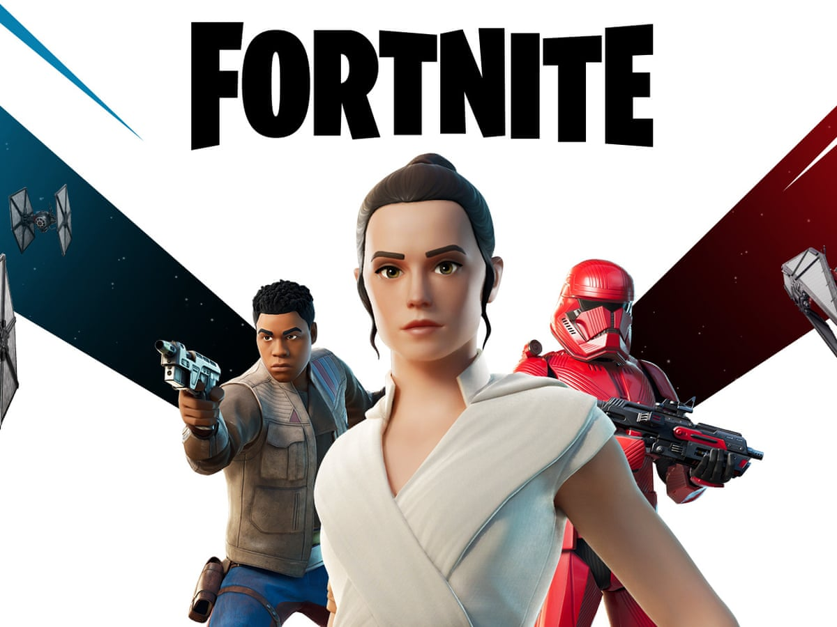 Star Wars The Rise Of Skywalker Trailer To Be Revealed In Fortnite Games The Guardian