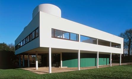 Le Corbusier Villa Savoye France