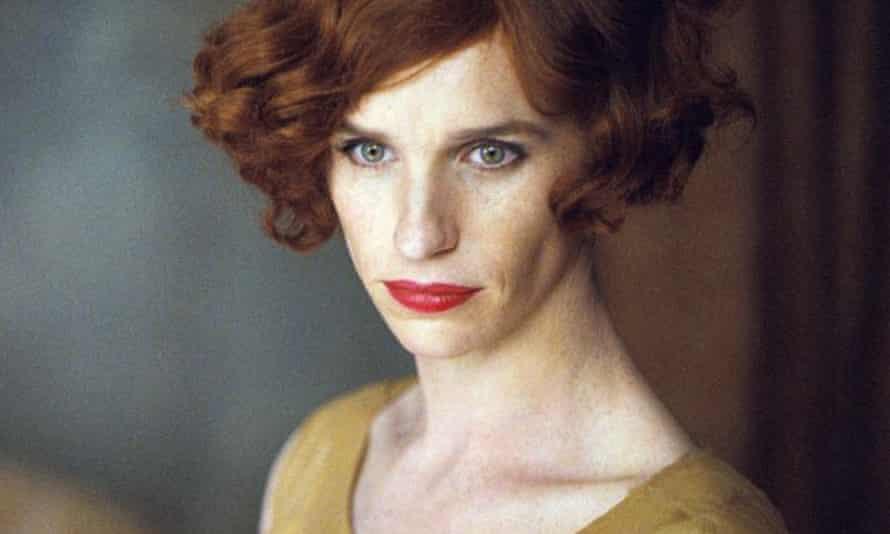 Pioneer Lili Elbe, as played by Eddie Redmayne in the forthcoming film The Danish Girl.