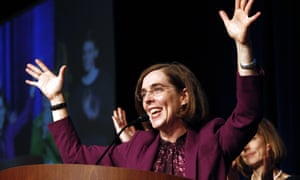 Oregon governor Kate Brown signed the 'boyfriend loophole' bill into law on 5 March.