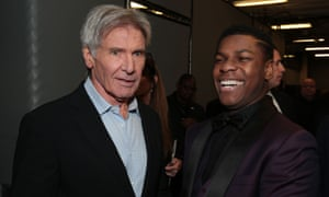 Star Wars star tells of day he took Han Solo to Nigerian restaurant