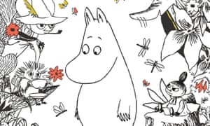 moomins - Colouring Books For Children