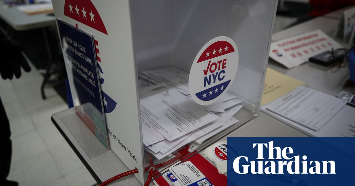 Will ranked-choice voting make the New York mayoral race 'nicer'?
