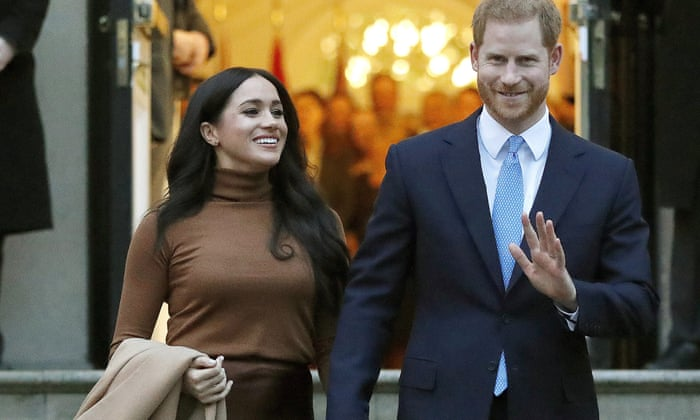 harry and meghan criticised after video urging americans to vote us news the guardian harry and meghan criticised after video