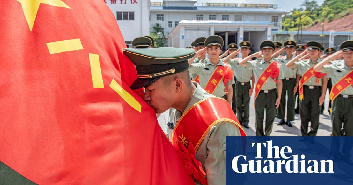 Xi's army: from 'hiding and biding' to building China's dream