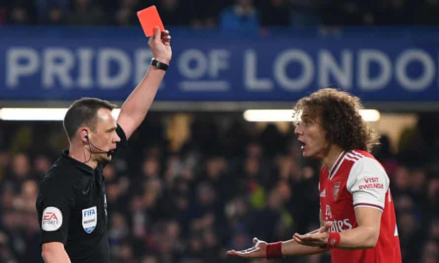 Oh David Luiz!